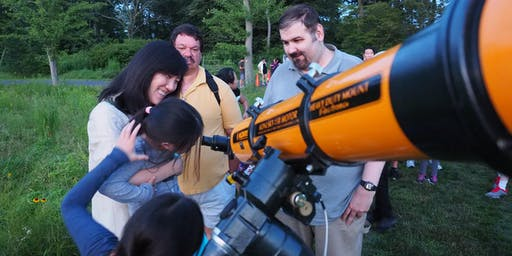 Astronomy and the Environment for Families