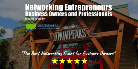 Networking Entrepreneurs, Business Owners and Professionals  tickets