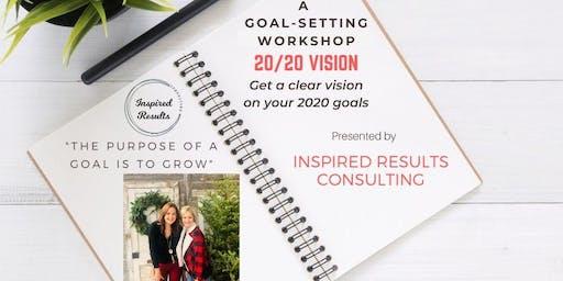 Goal Setting Workshop - Omaha
