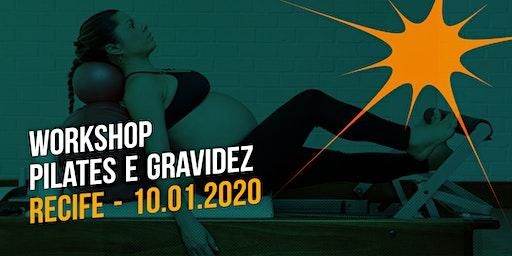 Workshop Pilates e gravidez - Polestar Brasil - Recife