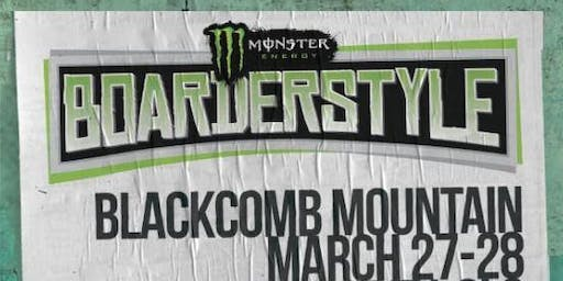 Monster Boarderstyle World Championships 2020