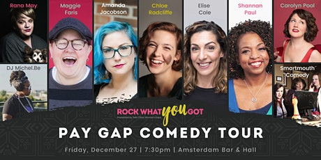 Pay Gap Comedy Tour tickets