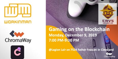 Gaming on the Blockchain Meet-Up tickets