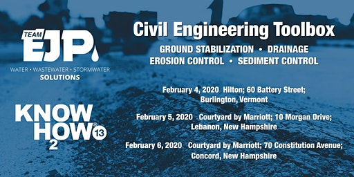 Civil Engineering Toolbox - Concord, New Hampshire