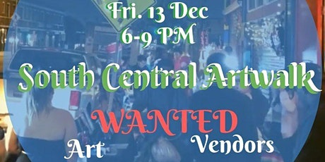 South Central Marketplace Artwalk tickets
