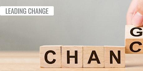 January Leadership Development Series: Leading Change tickets