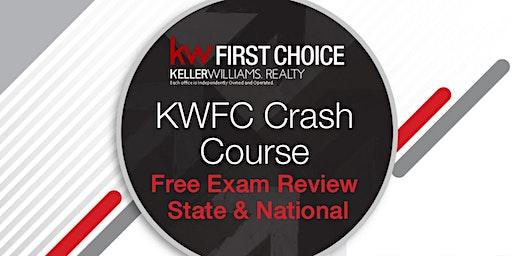 January Keller Williams First Choice Crash Course