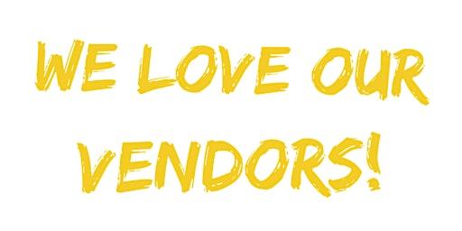Vendor Appreciation Sip n Shop