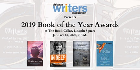 2019 Book of The Year Awards tickets