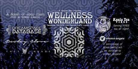 Wellness Wonderland - Presented by A Natural Way - tickets