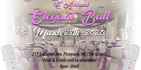 1st Annual Elegant Ball tickets