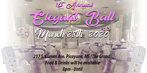 1st Annual Elegant Ball