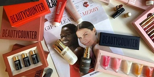 Beautycounter Holiday Pop-up