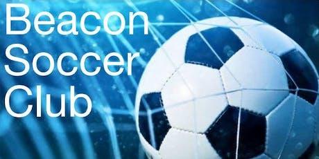 Beacon Soccer Club | 2020 Club Gala tickets
