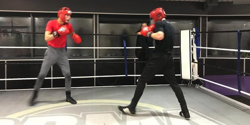 Boxing - Beginners' Course Jan 2020