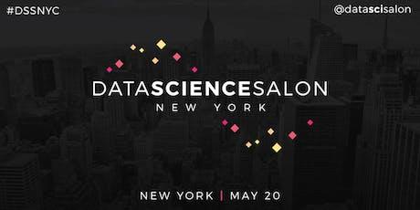 Data Science Salon | NYC 2020 tickets