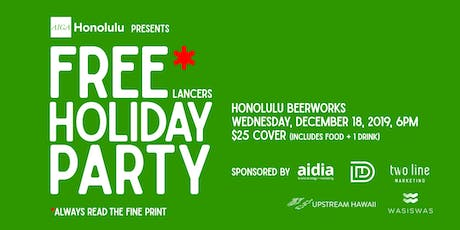 3rd Annual Merry Freelancer's Holiday Party tickets