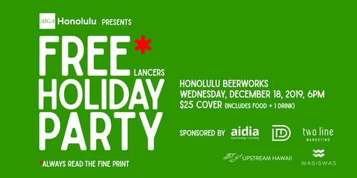 3rd Annual Merry Freelancer's Holiday Party