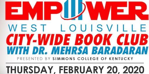 EmpowerWest Citywide Book Club -2020