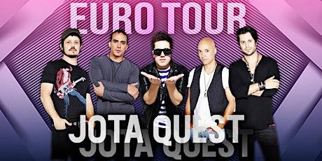 Jota Quest em Paris tickets