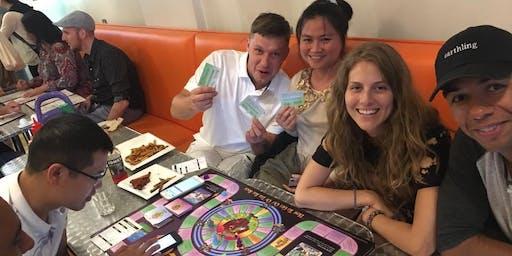 CashFlow 101 Boardgame Social for Vegans