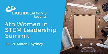 4th Women in STEM Leadership Summit tickets