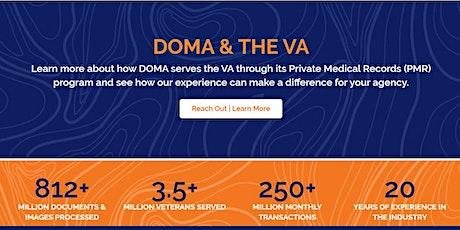 DOMA Technologies Informative Webinar tickets