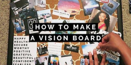 Vision Board Class (1/16)