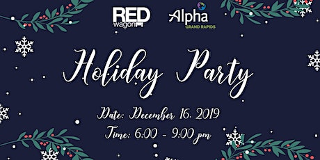 Alpha Grand Rapids Board Holiday Party tickets
