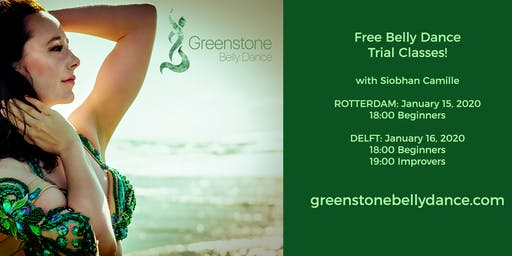 Gratis buikdansles voor beginners in Rotterdam / Free Beginner Belly Dance