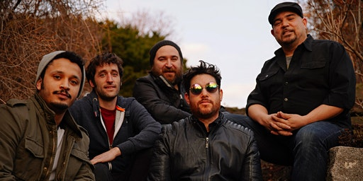 Giant Panda Guerilla Dub Squad with Dubbest