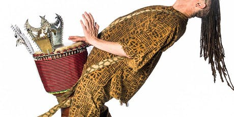 West African Drumming Master Class w/Michael Taylor tickets