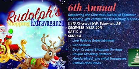"Rudolph's Shopping Extravaganza - Win a 55"" Smart TV  tickets"