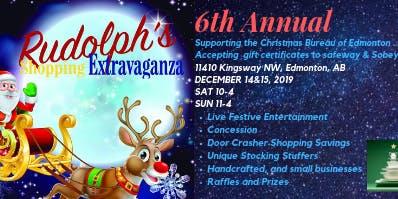 "Rudolph's Shopping Extravaganza - Win a 55"" Smart TV"