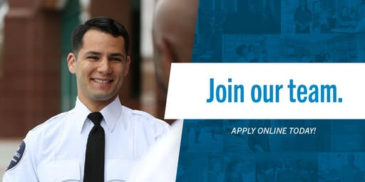 Hiring Event in Orange County - Security Officer Jobs