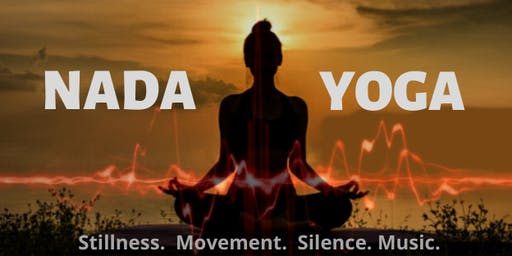 NADA YOGA - An immersion in yoga and live music