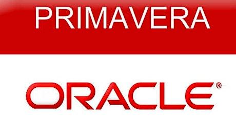 Oracle Primavera P6 Fundamentals Training Course (2 days) | Instructor Led Online  entradas