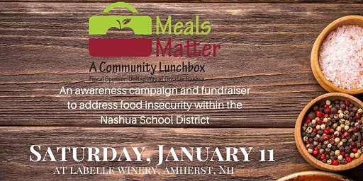 2nd Annual Meals Matter Gala Sponsored by LaBelle Winery