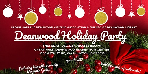Deanwood Holiday Party
