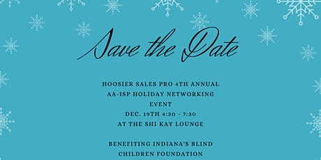 AA-ISP Hoosier Sales Pros Holiday Networking Event tickets