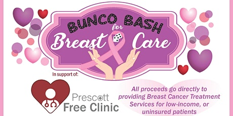 Bunco Bash for Breast Care tickets