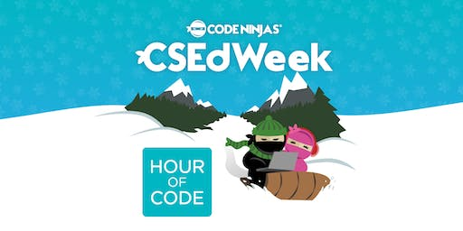 CODE NINJAS RED BANK *HOUR OF CODE* CSEdweek Events
