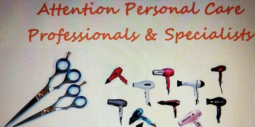 Freda's Small Business Informational Session I-Personal Care Professionals