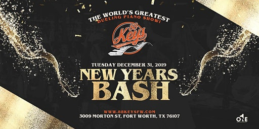 88 Keys Dueling Piano New Years Eve - Fort Worth