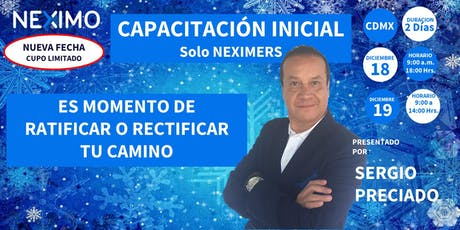 CAPACITACIÓN INICIAL CDMX entradas