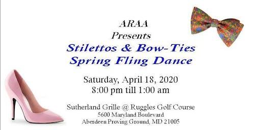 Stilettos & Bow-Ties Spring Fling Dance