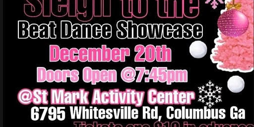 Sleigh to the Beat Dance Showcase
