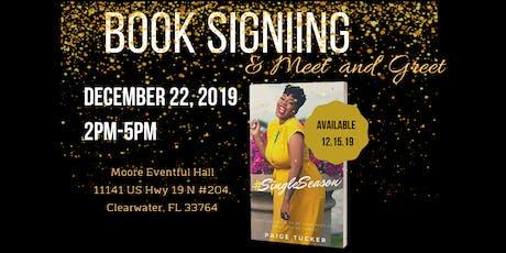 #SingleSeason Book Signing & Meet and Greet tickets