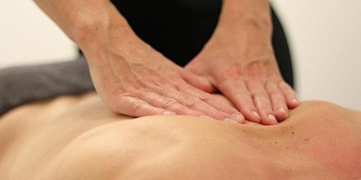 """Palestra: """"Benefícios da Massagem Clássica na redução do estresse e ansiedade"""""""