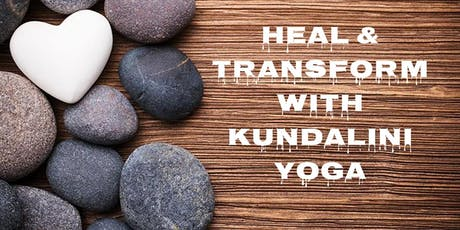 Chakra Journey-Heal & Transform with Kundalini Yoga tickets